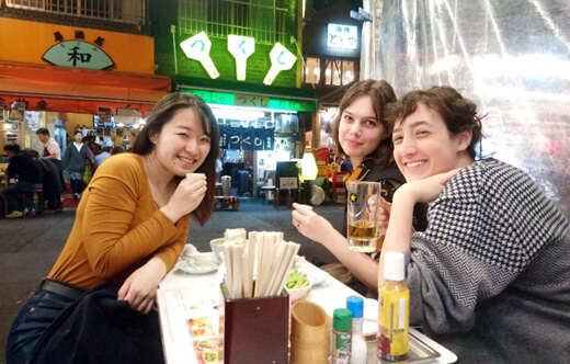 Asakusa Bar Hopping Tour through Nakamise Shopping Street