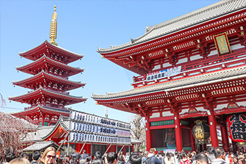Asakusa Walk Virtual Tour