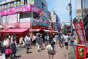 Japanese Fashion Trends: Harajuku Kawaii Fashion Virtual Tour