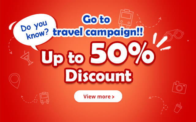 Go to Travel campaign